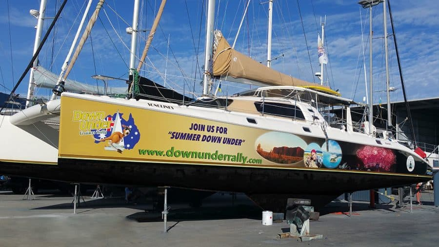 Boat Wrap examples: