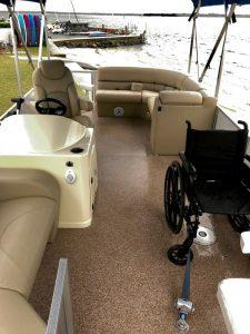Sailability pontoon interior 2