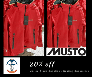 20 off musto