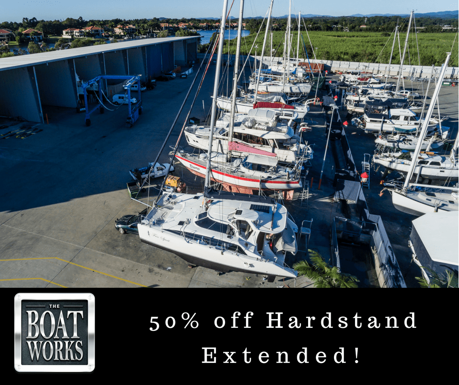 50% off Hardstand Extended