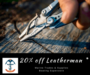 specials 20 off leatherman