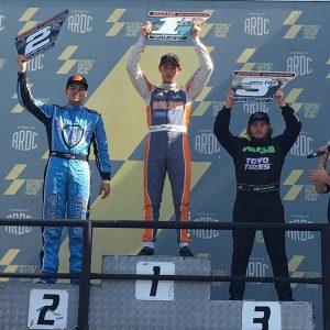 Matt Brabham win supertrucks syd oct 2018