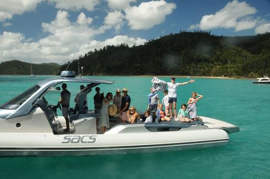 Whitsundays Get Together Sacs Marine QLD support 2018