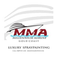 MMA Millennium Marine Painting
